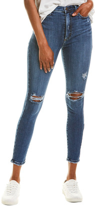 Nobody Denim Siren Skinny Ankle Cut
