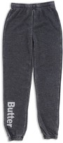 Butter Shoes Girls' Fleece Joggers - Big Kid