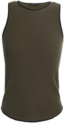 Rag & Bone Kishi Ribbed-knit Tank