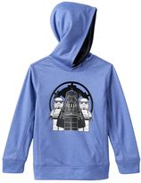 Lego Boys 4-7x Star Wars Darth Vader & Stormtroopers Space-Dyed Fleece-Lined Active Hoodie