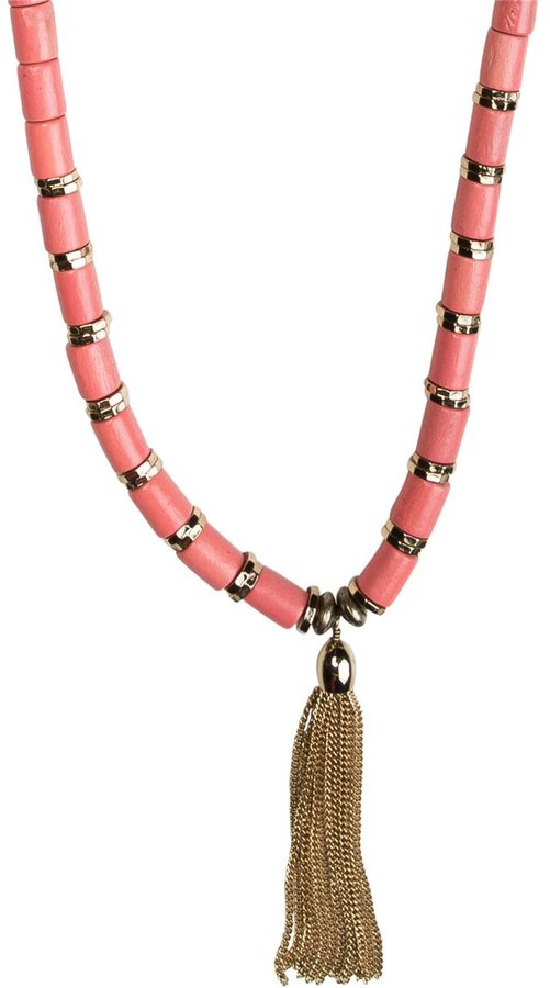 Jenny Bird Tibetove Tassle Necklace