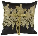 Hortense B. Hewitt Golden Vintage Ring Pillow