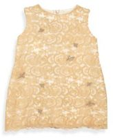 Gucci Baby's Bee Lace Dress