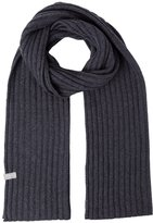 Ftc Scarf Dark Grey