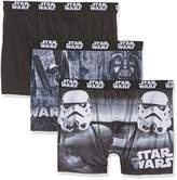 Star Wars Men's Boxer packx3 Short,pack of 3