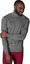 Wool Overs Mens 100% Merino Turtle Neck Sweater , L