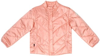 Woolrich Kids G'S Magnolia puffer jacket