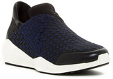 Ash Quartz Slip-On Mid Top Sneaker
