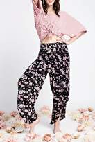 Easel Floral Tulip Pant