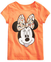 Disney Disney's Minnie Mouse Candy T-Shirt, Toddler Girls (2T-5T)