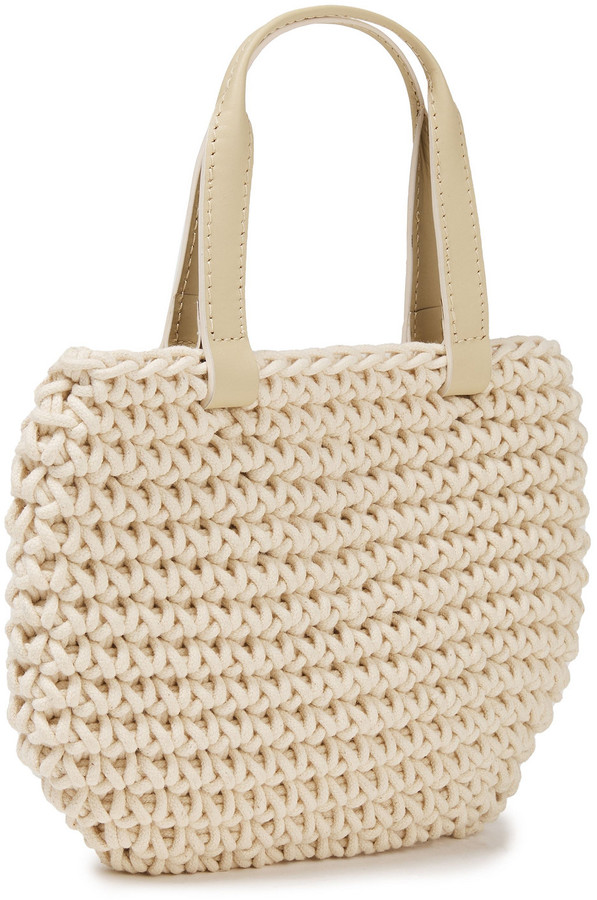Thumbnail for your product : Kayu Woven Cotton Tote