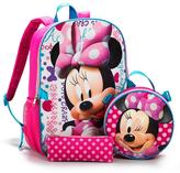 Avon Disney® Minnie Mouse 3-Piece Backpack Set