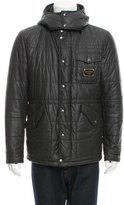 Dolce & Gabbana Quilted Puffer Jacket