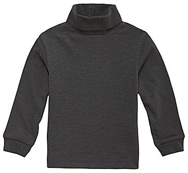 Class Club 2T-7 Solid Turtleneck Top