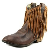 Dingo Gigi Round Toe Leather Western Boot.