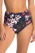 Tommy Hilfiger Orchid High Waist Bikini Bottom