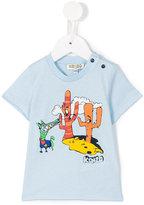 Kenzo printed T-shirt - kids - Cotton - 3 mth