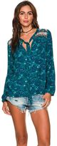 Billabong Birds On High Long Sleeve Shirt
