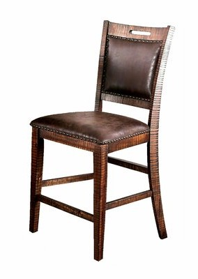 Basile Upholstered Dining Chair Millwood Pines