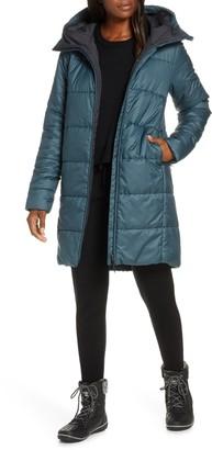 Icebreaker Collingwood 3Q Hooded MerinoLOFT(TM) Insulated Water Repellent Jacket