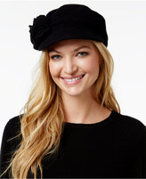 Nine West Knit Newsboy Cap