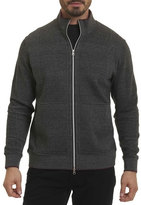Robert Graham Hyde Park Full-Zip Sweater