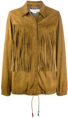 Golden Goose Fringed Jacket