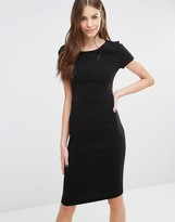 Sisley Fitted Pencil Dress