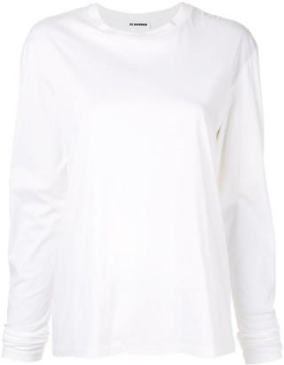 Jil Sander longsleeved T-shirt