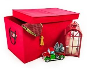 Santa's Bag Multi Use Storage Box