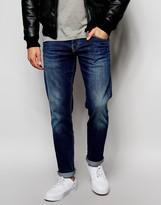 Pepe Jeans Slim Fit Jean Cane - Black