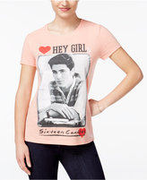 Hybrid Juniors' Sixteen Candles Graphic T-Shirt