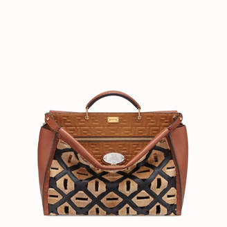 Fendi PEEKABOO ICONIC MEDIUM