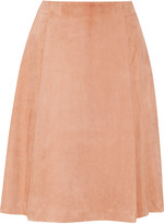 ADAM by Adam Lippes Suede skirt