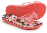 Roxy Girl Lulu II Flip-Flops (For Little and Big Girls)