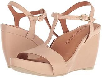 L'Amour des Pieds Idelle (Black Nappa) Women's Sandals