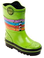 Josmo Boys' Ninja Turtle Rain Boot.