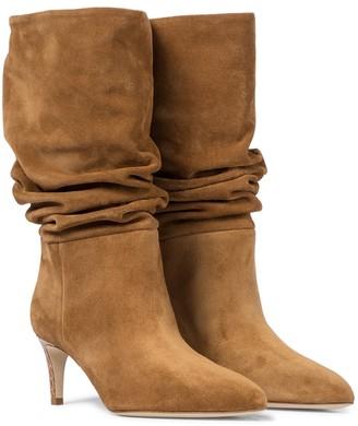 Paris Texas Suede boots