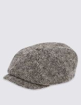 Marks and Spencer Pure Wool ThinsulateTM Baker Boy with StormwearTM