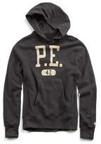 Todd Snyder P.E. Graphic Hoodie in Black