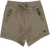 Burberry Mini Monty Fleece Shorts