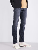 7 For All Mankind Slimmy Luxe Performance skinny mid-rise jeans