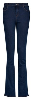 Dorothy Perkins Womens Tall Indigo 'Ellis' The Classic Bootcut Jeans