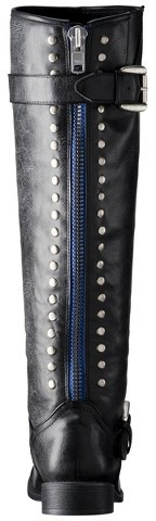 Mossimo Women's Kayce Tall Boots with Back Studs - Assorted Colors