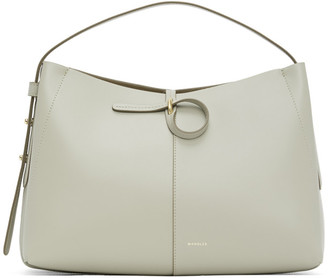 Wandler Green Medium Ava Tote