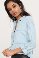 Dynamite Denim Button Down Shirt