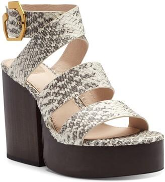 Louise et Cie Denisse Strappy Platform Sandal