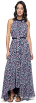 Juicy Couture Riviera Blossoms Maxi Dress
