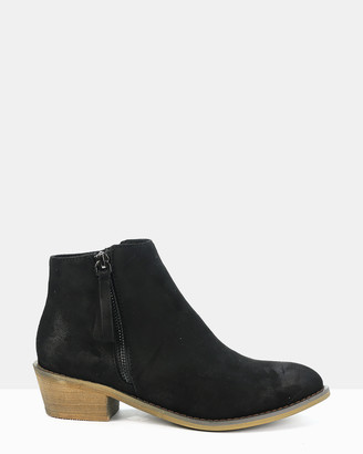 Los Cabos - Women's Black Boots - Jess - Size One Size, 37 at The Iconic
