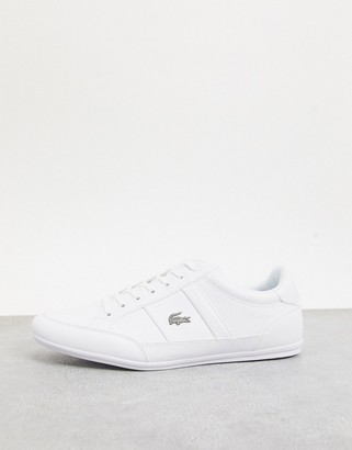 Lacoste chaymon sneakers white leather